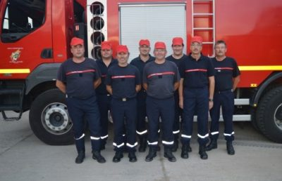 POMPIERS PHOTO 1 GROUPE